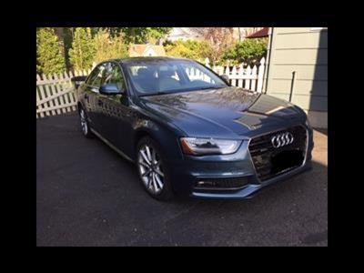 2016 Audi A4 lease in Montvale,NJ - Swapalease.com