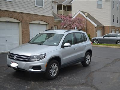 2016 Volkswagen Tiguan lease in Rochester,MN - Swapalease.com
