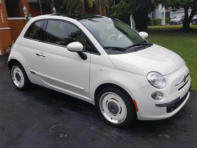 2015 Fiat 500c lease in Miami,FL - Swapalease.com