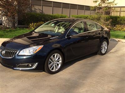 2016 Buick Regal lease in Detroit,MI - Swapalease.com