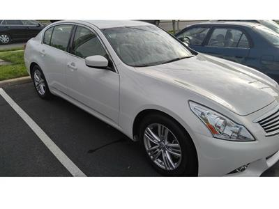 2013 Infiniti G37 Sedan lease in Glen Allen,VA - Swapalease.com