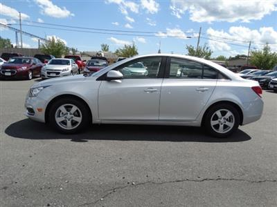 2016 Chevrolet Cruze lease in Williamsburg,OH - Swapalease.com