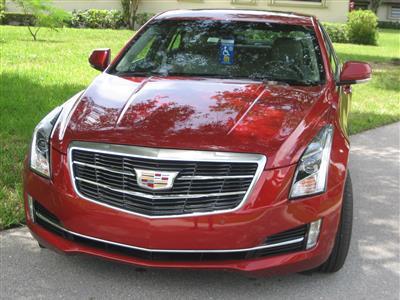 2015 Cadillac ATS lease in Boynton Beach,FL - Swapalease.com