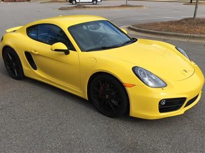 2016 Porsche Cayman S lease in Apex,NC - Swapalease.com
