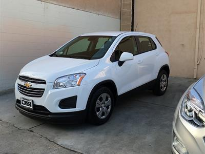 2016 Chevrolet Trax lease in Glendale,CA - Swapalease.com