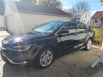 2015 Chrysler 200 lease in Marion,IA - Swapalease.com
