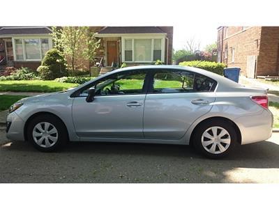 2015 Subaru Impreza lease in Evanston,IL - Swapalease.com