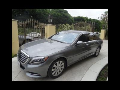 2014 Mercedes-Benz S-Class lease in los angeles,CA - Swapalease.com
