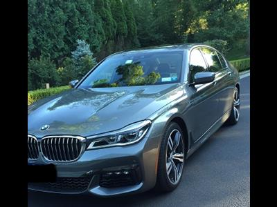 2016 BMW 7 Series lease in Poughkeepsie,NY - Swapalease.com