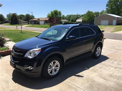 2015 Chevrolet Equinox lease in Salina,KS - Swapalease.com