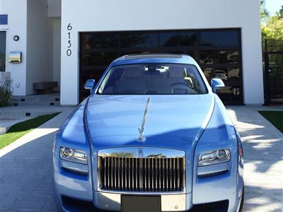 2014 Rolls-Royce Ghost lease in Beverly Hills,CA - Swapalease.com