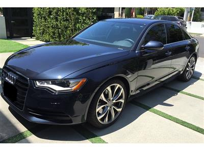 2015 Audi A6 lease in West Hollywood,CA - Swapalease.com