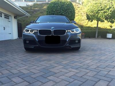 2016 BMW 3 Series lease in Los Angeles,CA - Swapalease.com