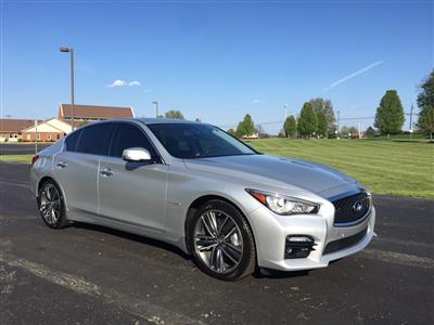 2014 Infiniti Q50S lease in Fairlawn,OH - Swapalease.com