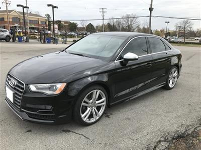 2016 Audi S3 lease in St Louis ,MO - Swapalease.com