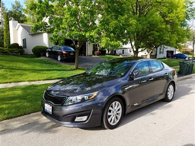2015 Kia Optima lease in Cary,IL - Swapalease.com