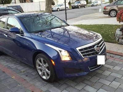 2014 Cadillac ATS lease in Staten Island,NY - Swapalease.com