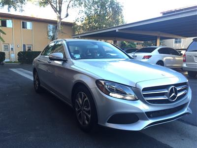 2015 Mercedes-Benz C-Class lease in Chicago,IL - Swapalease.com