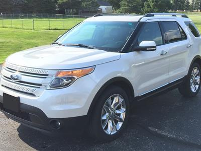2015 Ford Explorer lease in Batavia,OH - Swapalease.com