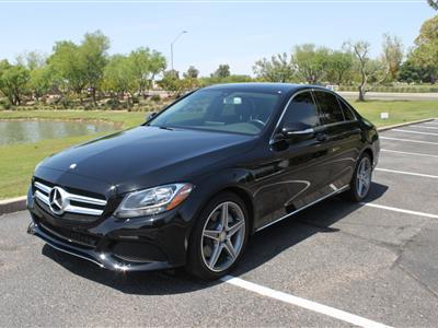 2015 Mercedes-Benz C-Class lease in Scottsdale,AZ - Swapalease.com