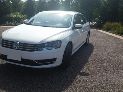 2015 Volkswagen Passat lease in Barrington,IL - Swapalease.com
