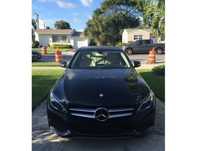 2015 Mercedes-Benz C-Class lease in West Palm Beach,CA - Swapalease.com