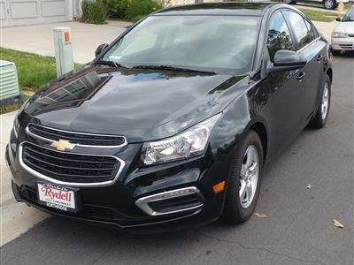 2016 Chevrolet Cruze lease in San Diego,CA - Swapalease.com
