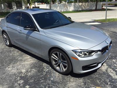 2015 BMW 3 Series lease in Miami Beach,FL - Swapalease.com