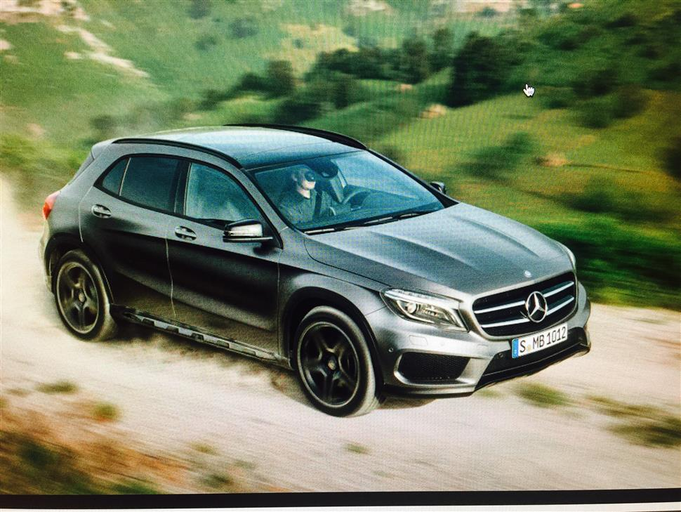 2016 mercedes benz gla class lease in sommerville ma. Black Bedroom Furniture Sets. Home Design Ideas