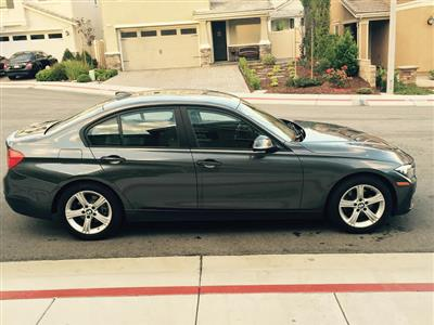 2014 BMW 3 Series lease in Lake Forest,CA - Swapalease.com