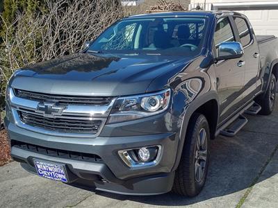 2017 Chevrolet Colorado lease in Tigard,OR - Swapalease.com