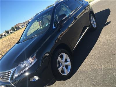 2015 Lexus RX 350 lease in Vacaville,CA - Swapalease.com