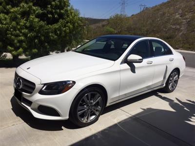 2016 Mercedes-Benz C-Class lease in San Diego,CA - Swapalease.com