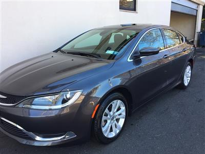 2015 Chrysler 200 lease in Queens,NY - Swapalease.com