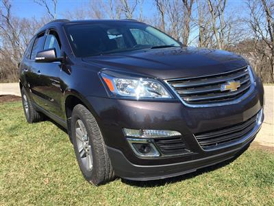 2015 Chevrolet Traverse lease in Fort Thomas,KY - Swapalease.com