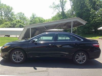 2016 Toyota Camry lease in east lansing,MI - Swapalease.com
