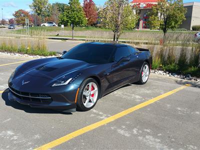 2015 Chevrolet Corvette lease.