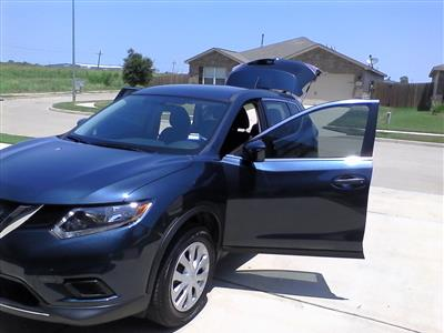 2016 Nissan Rogue lease in Fort Worth,TX - Swapalease.com