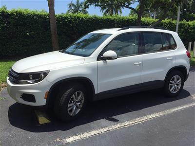 2015 Volkswagen Tiguan lease in Boca Raton,FL - Swapalease.com