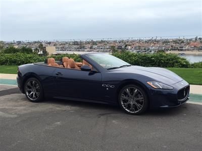 2015 Maserati GranTurismo lease in Newport Beach,CA - Swapalease.com