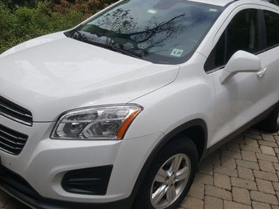 2015 Chevrolet Trax lease in woodcliff lake,NJ - Swapalease.com