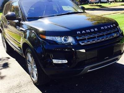 2015 Land Rover Range Rover Evoque lease in Paramus,NJ - Swapalease.com