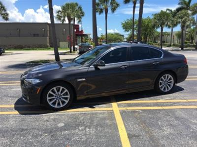 2016 BMW 5 Series lease in Miami,FL - Swapalease.com