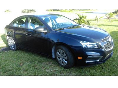 2015 Chevrolet Cruze lease in Pembroke Pines,FL - Swapalease.com