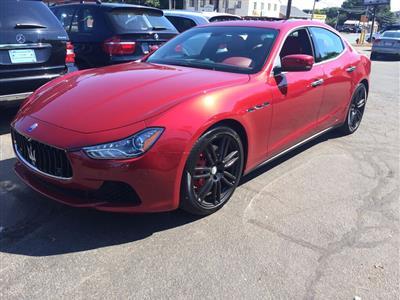2014 Maserati Ghibli lease in Boston,MA - Swapalease.com