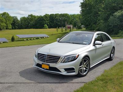 2016 Mercedes-Benz S-Class lease in Warwick,NY - Swapalease.com