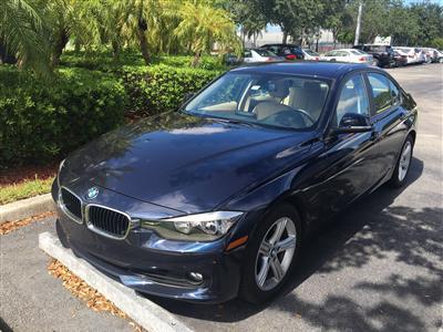 2014 BMW 3 Series lease in Aventura,FL - Swapalease.com