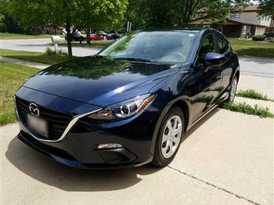 2016 Mazda MAZDA3 lease in Mokena,IL - Swapalease.com