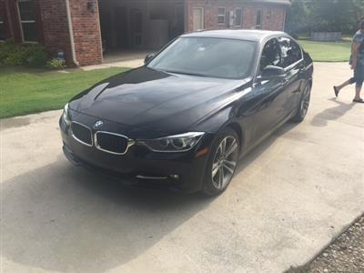 2015 BMW 3 Series lease in Mcloud,OK - Swapalease.com