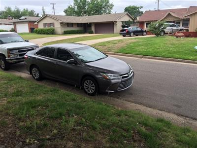 2016 Toyota Camry lease in Oklahoma City,OK - Swapalease.com